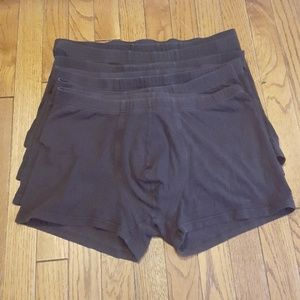 H and M Boxer Briefs.  6 pairs.  Slim Fit.